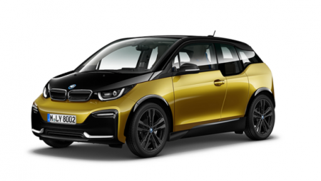 New BMW i3 and i3s BMW i3s