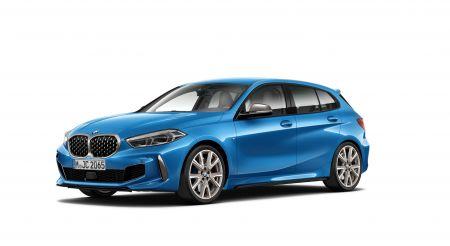 New BMW 1 Series 5-door M135i xDrive