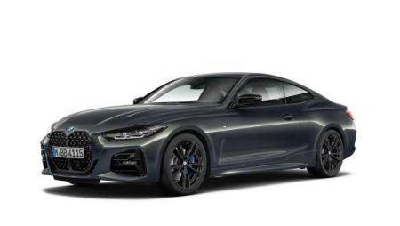 New BMW 4 Series Coupé M Sport Pro Edition.
