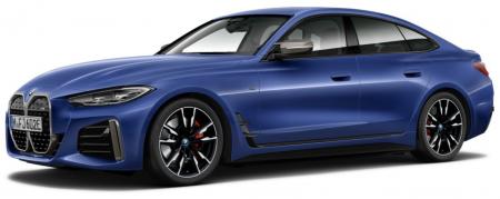 New BMW i4 Gran Coupé BMW i4 M50