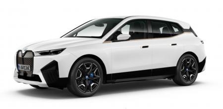 New BMW iX BMW iX xDrive40 M Sport TECHNOLOGY