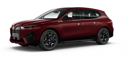 New BMW iX BMW iX xDrive50 M Sport ULTIMATE