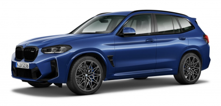 New BMW X3 M Competition BMW X3 M Competition
