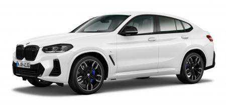 New BMW X4 M Competition BMW X4 M40i
