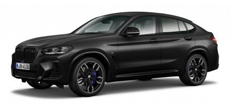 New BMW X4 M Competition BMW X4 M40d