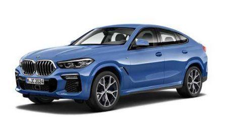 New BMW X6 M Sport Model