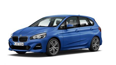 New BMW 2 Series Active Tourer M Sport model