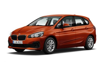 New BMW 2 Series Active Tourer SE model