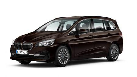 New BMW 2 Series Gran Tourer Luxury model