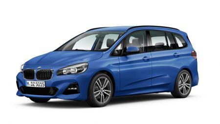 New BMW 2 Series Gran Tourer M Sport model