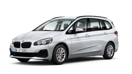 New BMW 2 Series Gran Tourer SE model