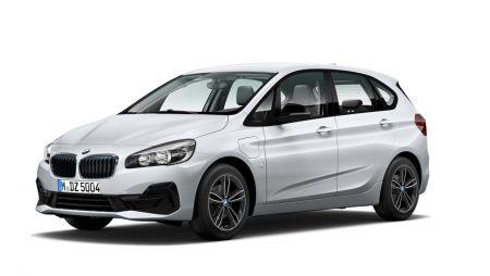 New BMW 2 Series iPerformance Active Tourer Luxury model