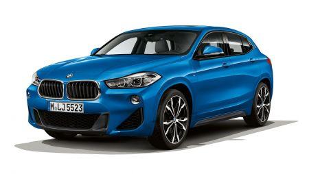 New BMW X2 M Sport model