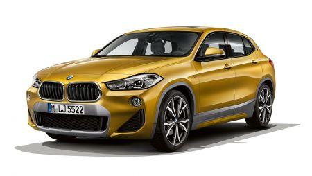 New BMW X2 M Sport X model