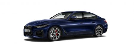 New BMW 4 Series Gran Coupé BMW 420i M Sport Pro Edition