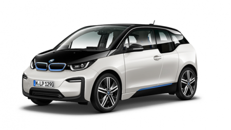 New BMW i3 and i3s New BMW i3
