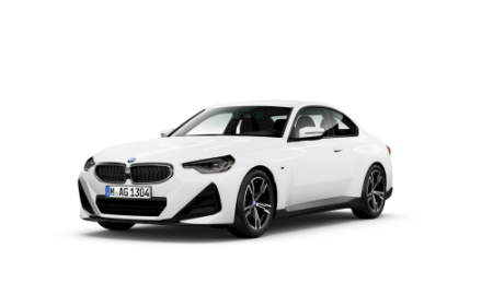 New BMW 2 Series Coupé 220i M Sport Comfort.