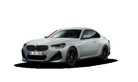 New BMW 2 Series Coupé 220i M Sport Technology.