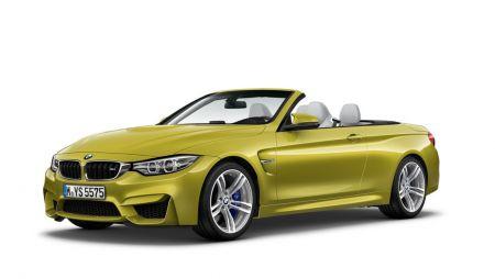 New BMW M4 Convertible BMW M4 Convertible