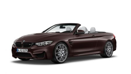 New BMW M4 Convertible BMW M4 Convertible Competition Package
