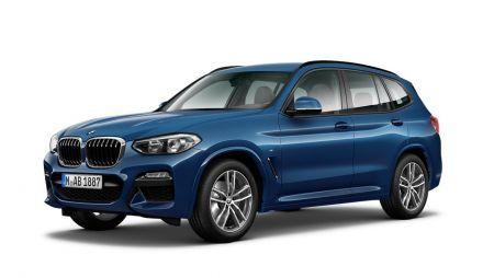 New BMW X3 M Sport model