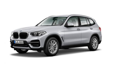 New BMW X3 SE model