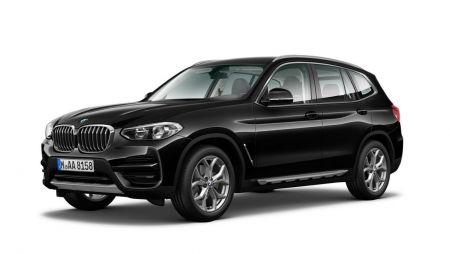 New BMW X3 xLine model