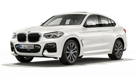 New BMW X4 M Sport model