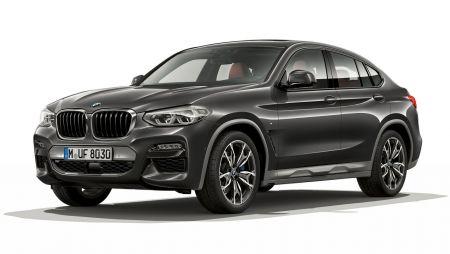 New BMW X4 M Sport X model