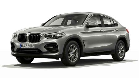 New BMW X4 Sport model