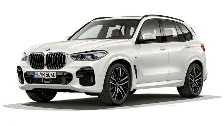 New BMW X5 M Sport model