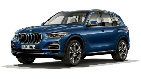 New BMW X5 xLine model