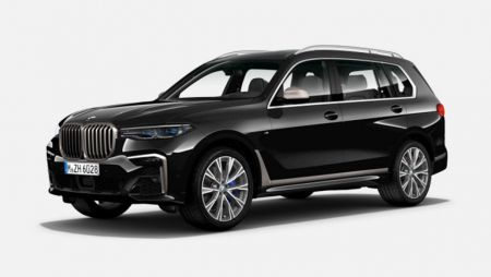 New BMW X7 PREMIUM PERFORMANCE MODEL. BMW X7 M50d