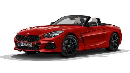New BMW Z4 Roadster BMW Z4 M40i