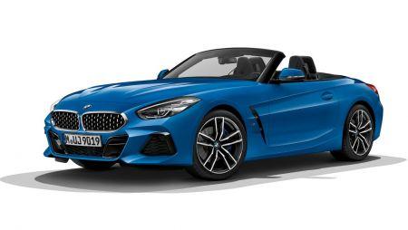 New BMW Z4 Roadster M Sport model