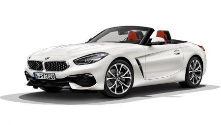 New BMW Z4 Roadster Sport model