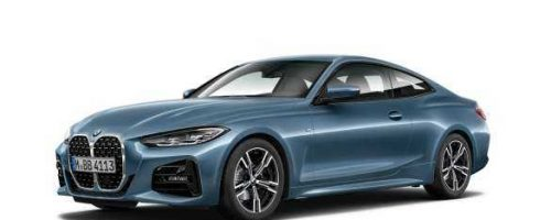 New BMW 4 Series Coupé