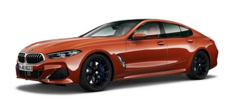 New BMW 8 Series Gran Coupé