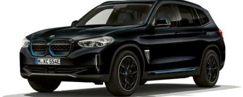 New BMW iX3