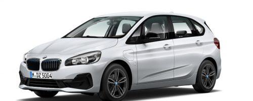 New BMW 2 Series iPerformance Active Tourer