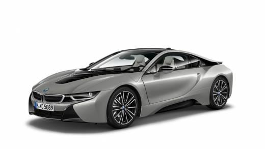 New BMW i-Electric