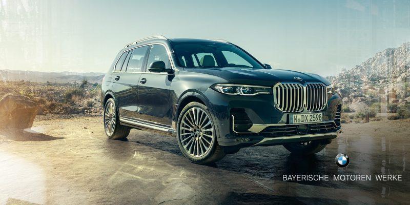 New BMW X7