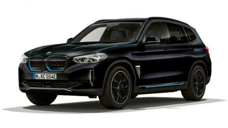 The New BMW iX3