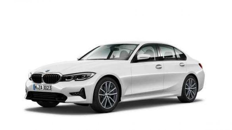 The New BMW 3 Series Saloon