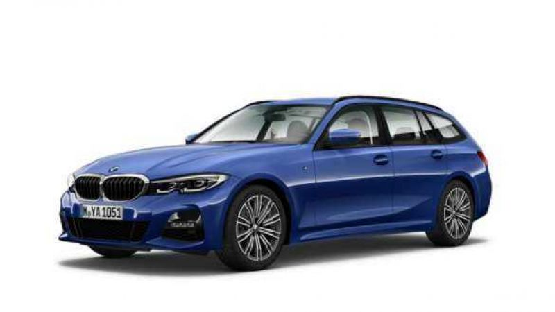 The New BMW 3 Series Touring