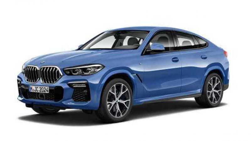 The New BMW X6