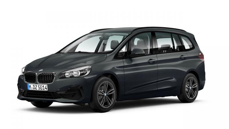 The New BMW 2 Series Gran Tourer