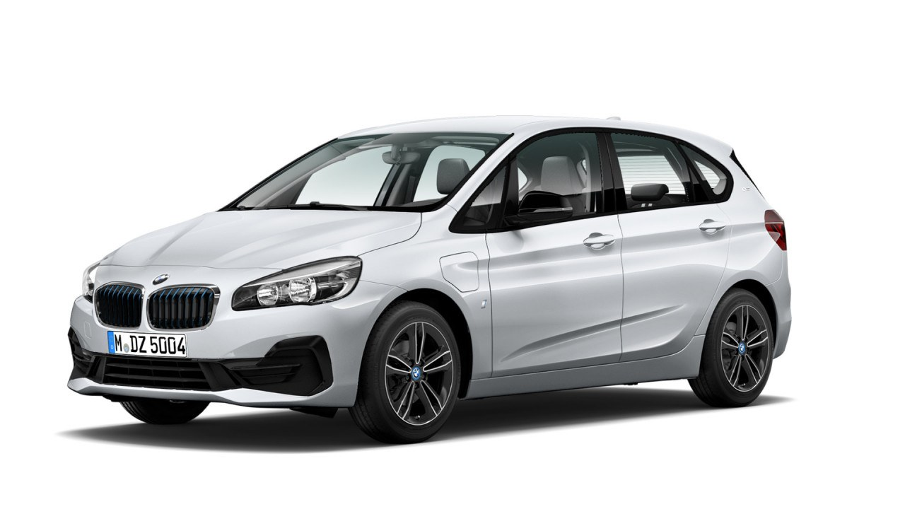 New BMW 2 Series iPerformance Active Tourer
