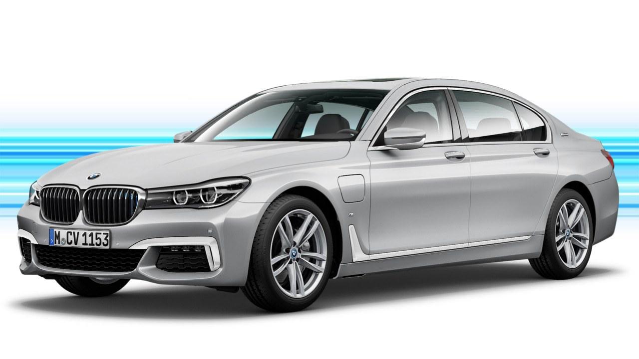 New BMW iPerformance (PHEV)