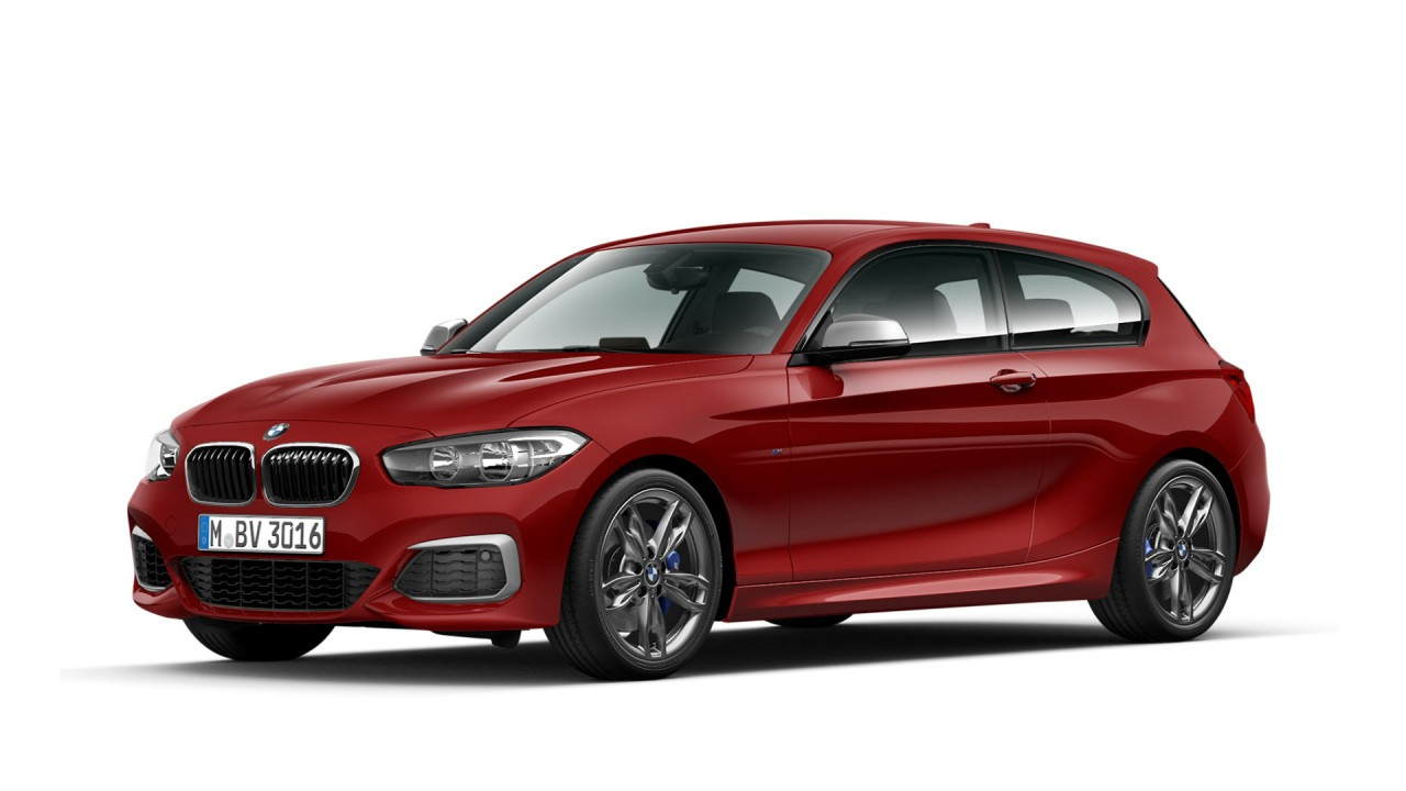 The New BMW 1 Series M140i 3-Door